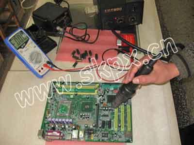 台式机电脑芯片级维修工程师 培训招生简章