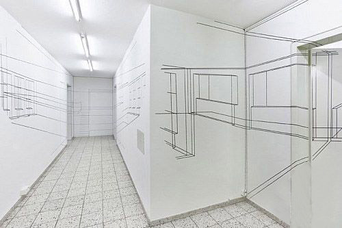 室内设计师培训班 室内设计师培训  讲解透视法则,一点透视,两点透视
